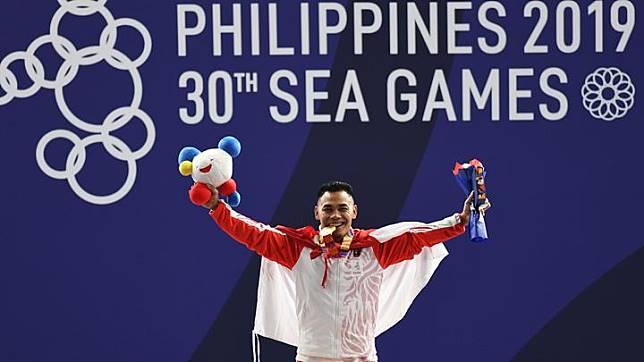 Klasemen Sementara Medali SEA Games 2019, Selasa Pagi