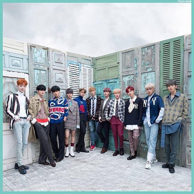 Wanna One去年11月推出最後一張專輯《1¹¹=1 (POWER OF DESTINY)》。
