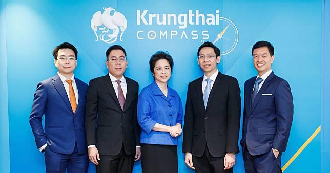 กรุงไทยเปิดศูนย์วิจัย Krungthai COMPASS ประเมินปีหน้าเศรษฐกิจไทยโต 3.2%