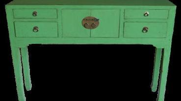 帶一片綠意到家中 綠色系家具採購