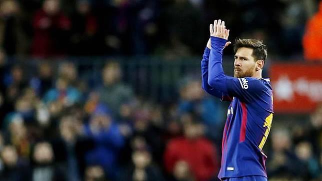 Top scorer sementara La Liga
