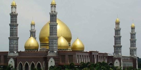 Masjid Kubah Emas. ©blogspot.com