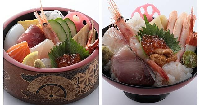 日料控暴動!日本來的浮誇海鮮丼直攻信義區 活動限時送壽司