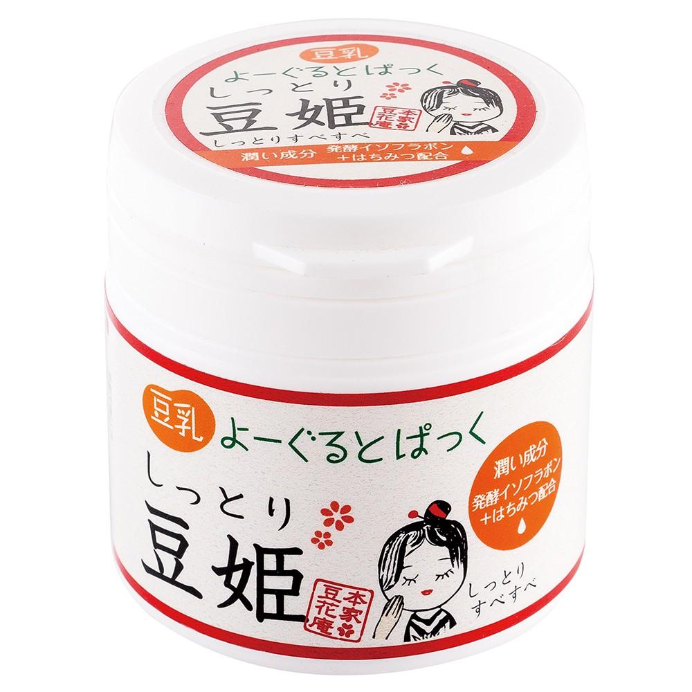 【BIKENSUPPORT】豆姬系列-豆乳優格敷膜 150g-日藥本舖