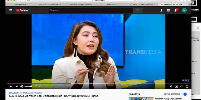 YouTube TRANS7 OFFICIAL