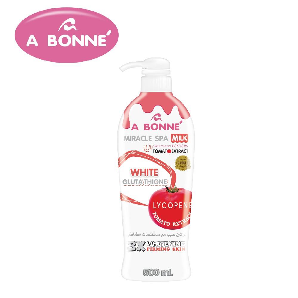 【A BONNE'】奇蹟牛奶SPA亮白身體乳