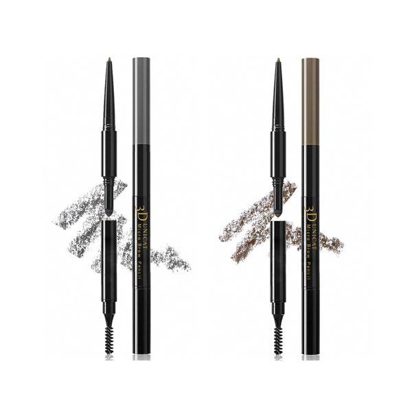 UNICAT 變臉貓 超完美塑型3效眉筆(眉筆0.17g+眉粉0.3g) 款式可選【小三美日】$199