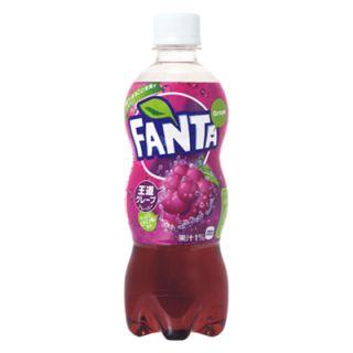 コカ・コーラ ファンタグレープ
