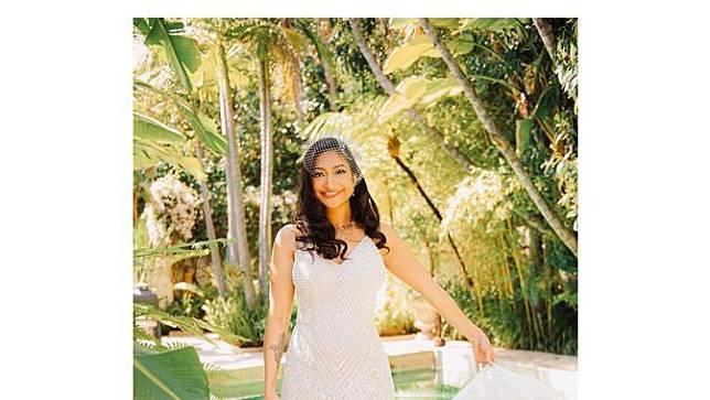 Rahma Azhari Diam-diam Menikah Dengan Paris Chong di Amerika