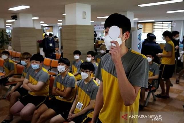 Kasus melonjak, Korea Selatan nyatakan status tertinggi wabah corona