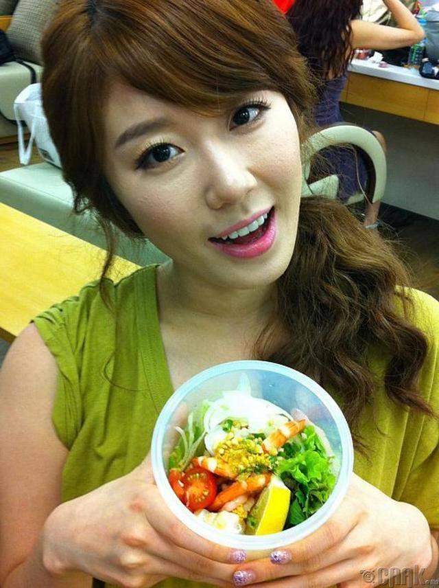 Экстремальные диеты корейских звезд