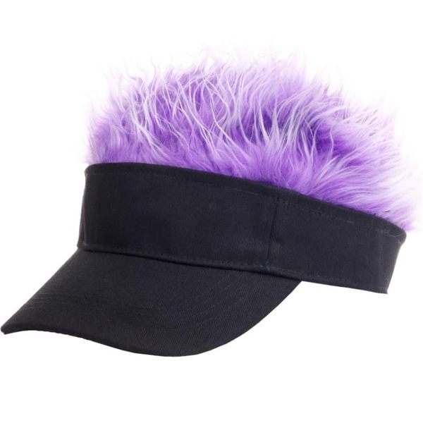 親子帽子秋冬棒球帽假發男女鴨舌帽男寶寶防寒帽純棉彎檐抖音帽子