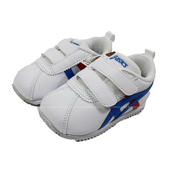 材質 -鞋面採用輕柔的合成皮革 -魔鬼氈鞋帶