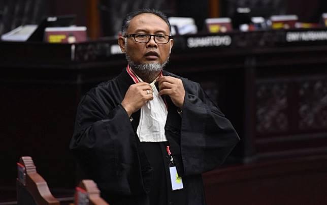 MK tolak permohonan penambahan saksi dari kubu Prabowo-Sandi