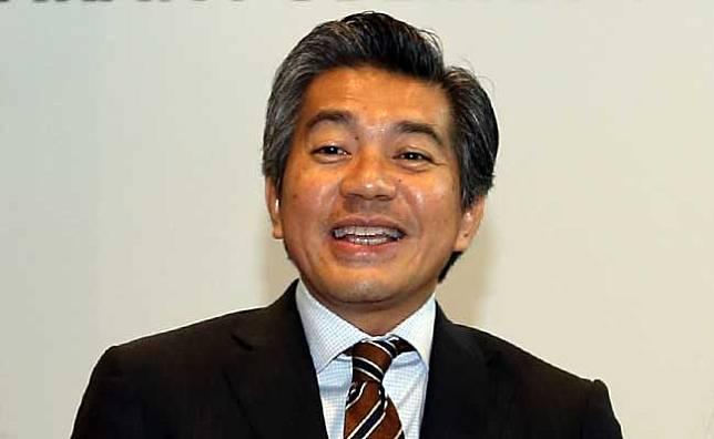 Presiden Direktur Maybank Indonesia Taswin Zakaria. Bisnis/Abdullah Azzam