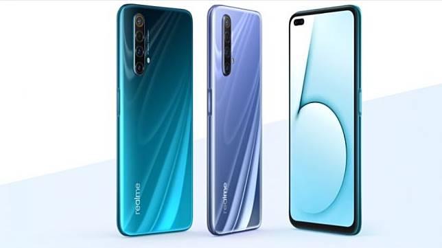 Realme X50 5G diluncurkan di Beijing, China, Selasa (7/1/2020). [Realme]