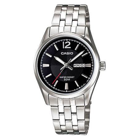 ★ CASIO原廠機芯 ★ 送禮首選 礦物玻璃鏡面 石英機芯/不鏽鋼錶帶