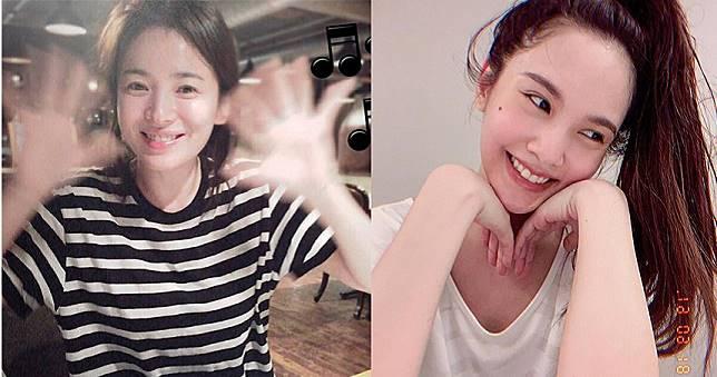 零毛孔美人:楊丞琳、宋慧喬35歲的素顏比你的18歲更美!