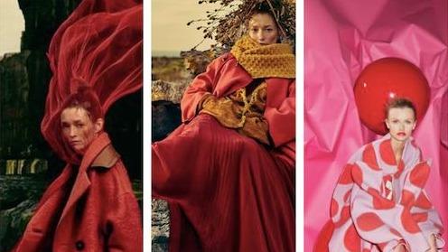 最喜氣的過節色:紅色Dresscode 實搭單品推薦