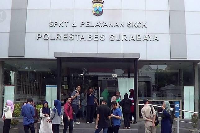 Polrestabes Surabaya jamin keamanan pemohon SKCK