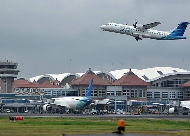 Ilustrasi Garuda Indonesia - - Foto: Antara/ Fikri Yusuf