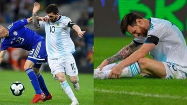 獨木難支!美洲盃阿根廷瀕臨出局危機 梅西心累直喊:「如果預賽就被淘汰也太瘋狂⋯」