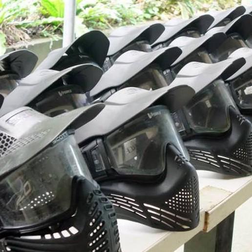 使用說明: 1、OTD色彈休閒射擊遊戲50發/人。 2、安全裝備:專業對戰場地、迷彩服、手套 、領巾、防護面罩、CO2氣瓶、漆彈槍、五十發進口 比賽級漆彈。 3、活動均包含300萬元之意外險(此保險為