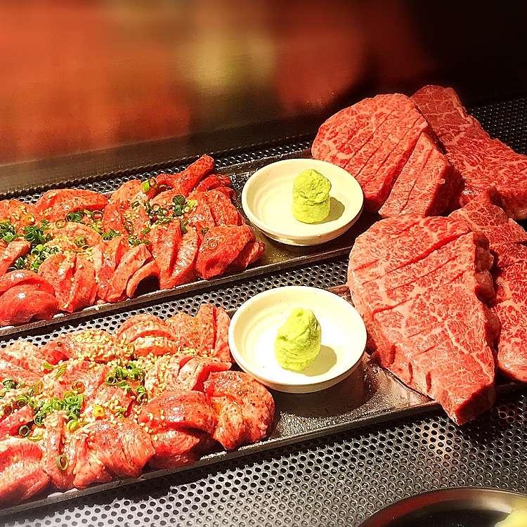 新宿区周辺で多くのユーザーに人気が高い焼肉焼肉ヒロミヤ 本店のコースの写真