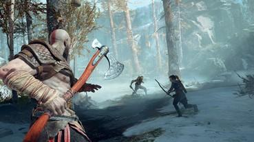 【講 GAME 話】PS4 的畫面模範生!《戰神》系列革新重啟 父子同心大砍 BOSS!