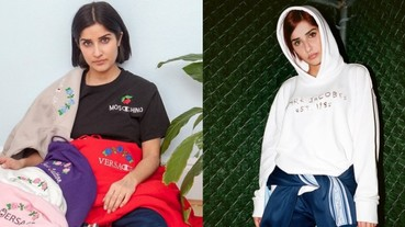 【潮妹一週間】「惡搞」品牌無極限!Nike、 Marc Jacobs 都爭相找她合作,Ava Nirui 到底是誰?