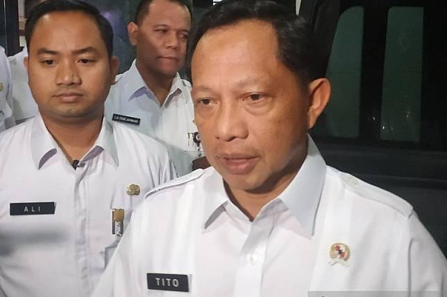 Mendagri Tito Karnavian sebut Pulau Malamber tidak boleh dijual