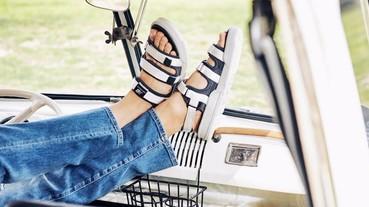 New Balance Summer Sandals Pack 涼拖鞋系列 繽紛盛夏 涼搭足下率性潮流