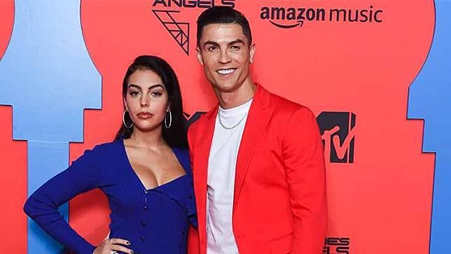 Jelang Juventus vs AC Milan, Georgina Rodriguez Bongkar 'Borok' Ronaldo