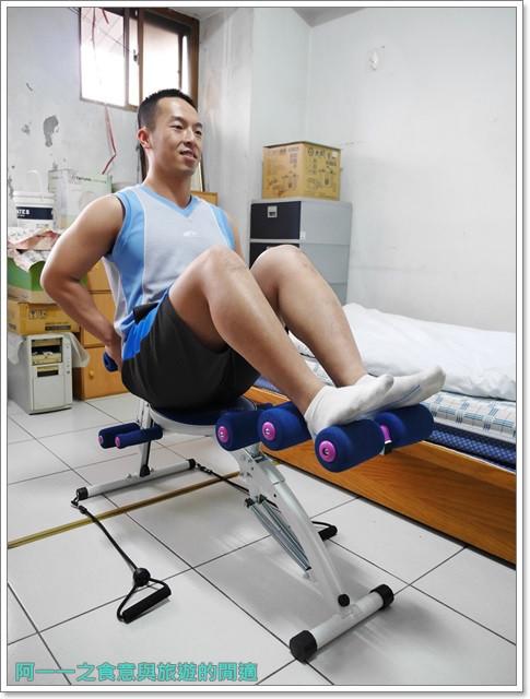 人魚線馬甲線愛享客Chanson強生青花魚二代全能健身器image015