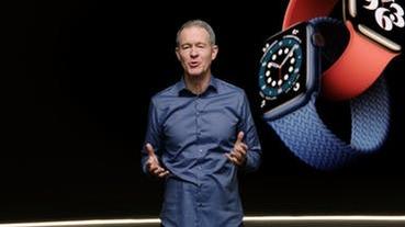 蘋果發表會 Apple Watch Series 6、Watch SE 與 Apple One 登場