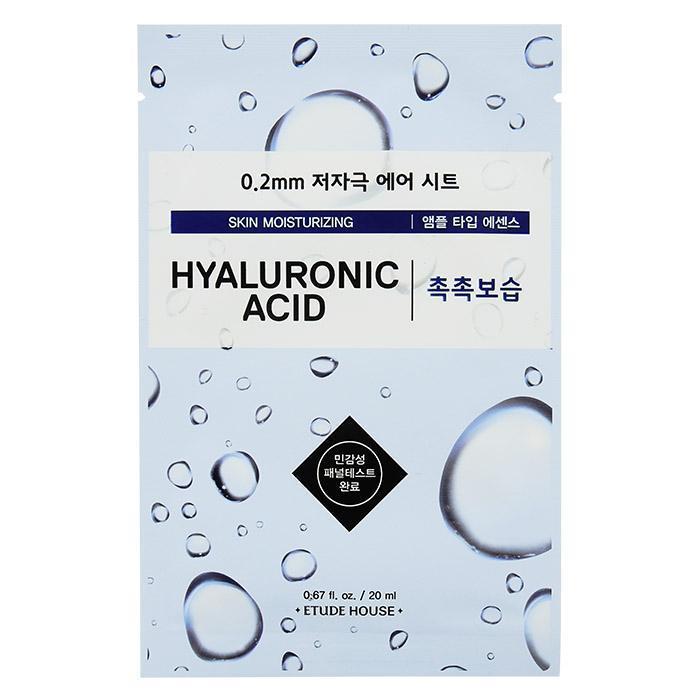 韓國 ETUDE HOUSE 0.2mm精華面膜 20mL #.玻尿酸