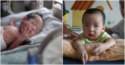 Bị bố đánh trúng chỗ này, bé 6 tháng di chứng tàn phế, lên 3 rồi mà như trẻ 4 tháng