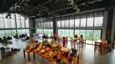 秘境景觀咖啡廳,享受無敵山景超放空 鹿篙咖啡莊園~魚池日月潭景點