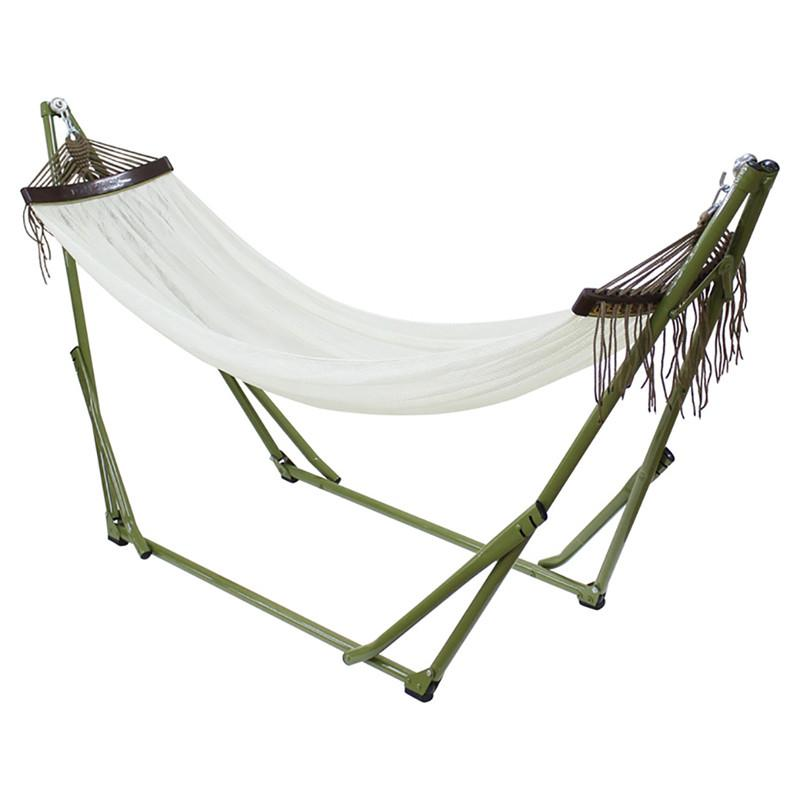 折疊收納式吊床 - Khaki x Ivory