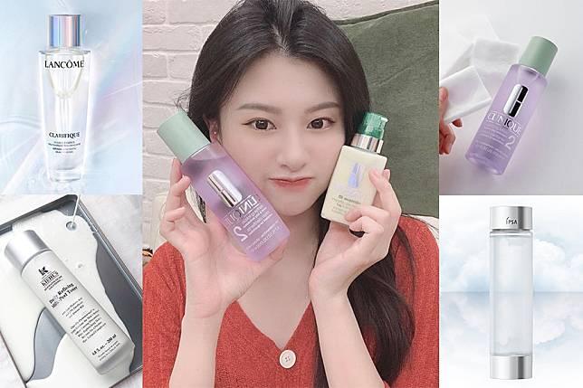 精選五款角質代謝化妝水,讓肌膚溫和代謝養出日韓柔嫩透白肌~|化妝水推薦