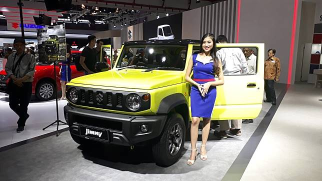 Suzuki All New Jimny