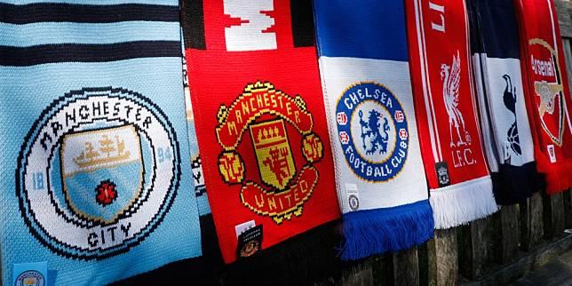 The Big Six Premier League. (c) AP Photo
