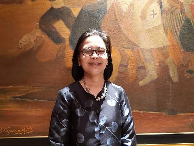 Prof. Reini Wirahadikusumah, Ph.D. is installed as the rector of Bandung Institute of Tehcnology (ITB) for 2020-2025 on Monday, January 20, 2020. TEMPO/Khory