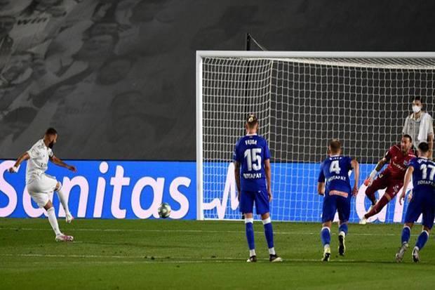 Keganjilan Gol Penalti Beruntun Real Madrid