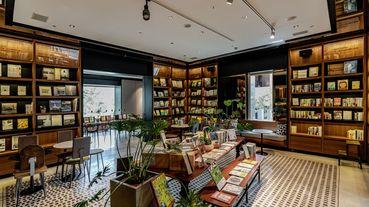 在書店,閱讀一座森林 找回心靈的平靜:森大青鳥