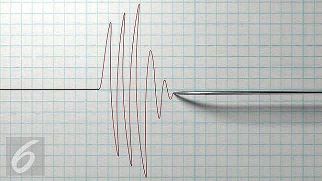 Gempa Magnitudo 4,5 Goyang Pulau Vancouver
