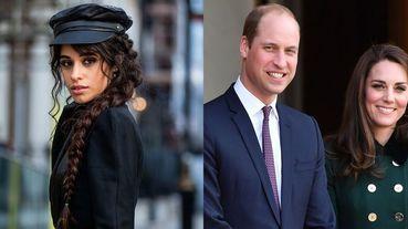 英國皇室肯辛頓宮也會遭小偷!凱特王妃、威廉王子推文回應卡蜜拉卡貝羅「盜竊」事件