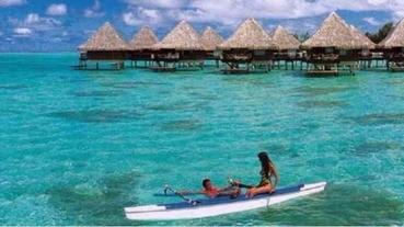 這個島被譽為地球上的天堂,一生中一定要去一次!
