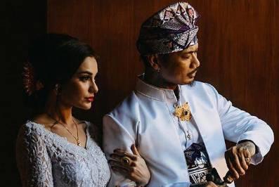 Baru Menikah, Nora Alexandra Ungkap Kekasalan pada Kerabat Jerinx yang Membencinya