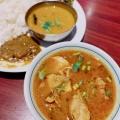 Lunch-セットA - 実際訪問したユーザーが直接撮影して投稿した百人町ネパール料理ネパール居酒屋 モモの写真のメニュー情報